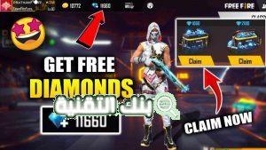 free fire unlimited diamond Mod